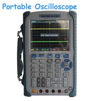 Portable USB Oscilloscope Scope DMM 200MHz 500MSa/s 5.7 2Ch DSO1200