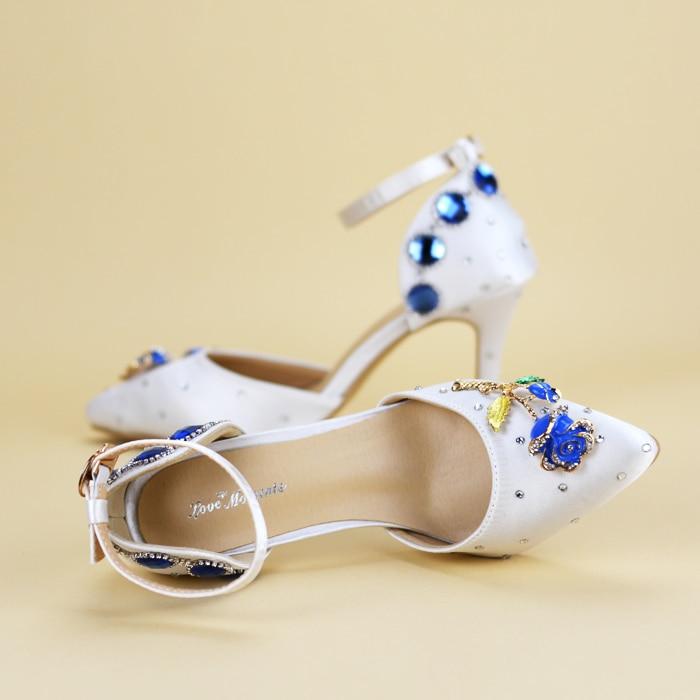 Chaussure A Talon Fille
