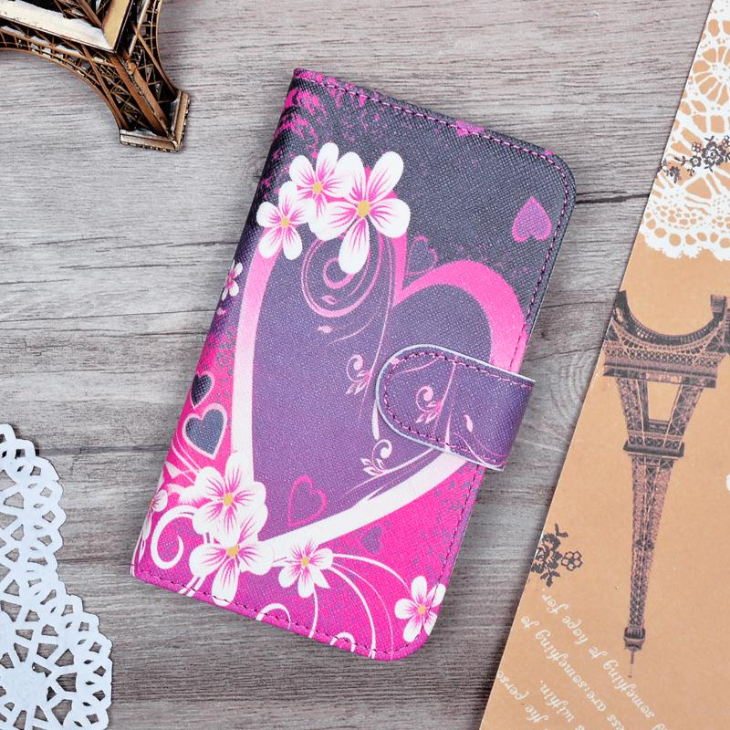 JR Cases For Apple iPod Touch 4 Magnetic Flip PU Leather Case For Apple iPod Touch4 Cover with card holder