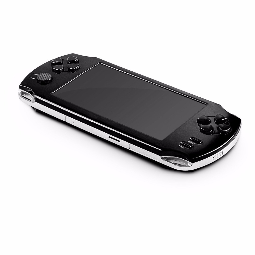 S9000A 5-inch Large Screen 8GB Game Player Handheld Game Console Nostalgia Portable Gaming Machine USB 2.0 Interface EU/US Plug 2