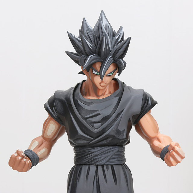 Dragon Ball Z Super Saiyan Son Goku Vegeta PVC Action Figure Toy