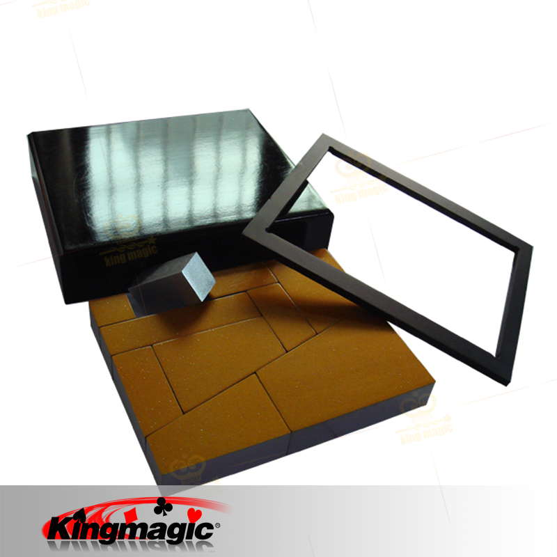 ФОТО Free shipping Magic Building Block Collect Version Magic Tricks for Magic Props Wholesale