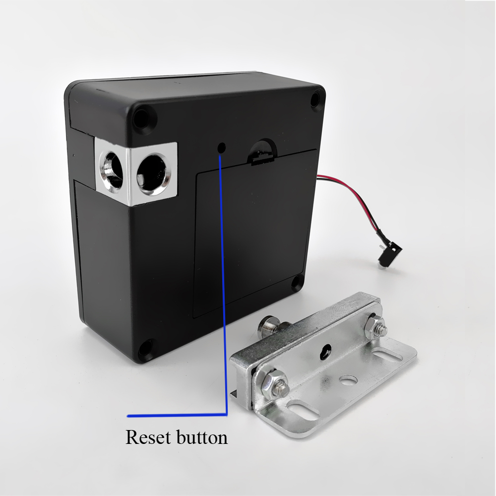 Hidden Invisible Keyless RFID Card Electronic Cabinet Lock ...