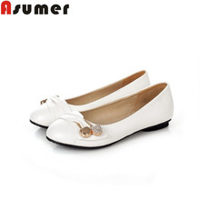 5 Colors Spring Summer NEW fashion flats white black red pink green women's flat shoes woman ladies casual female ballet shoes