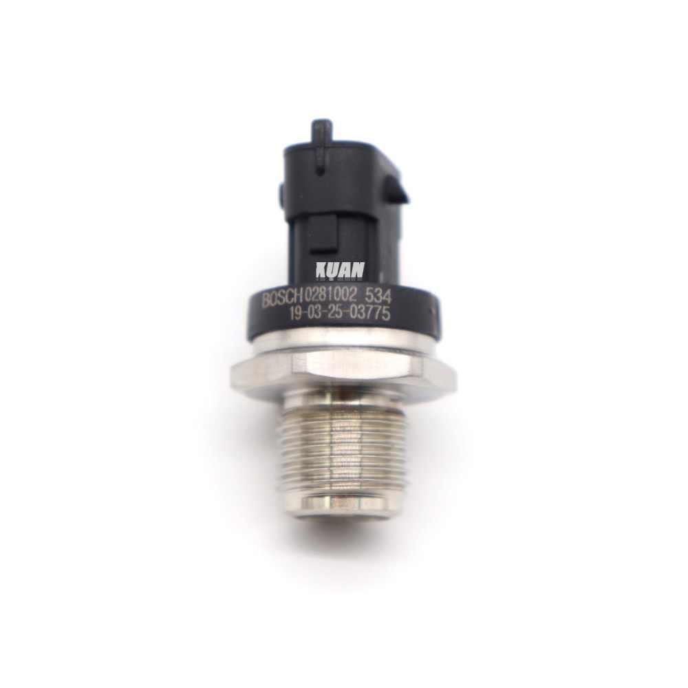 Регулятор давления топливной рейки сенсорный клапан 0281002534 для MAN TGA TGL TGM TGS TGX IVECO CIVIS CRISTALIS MAS