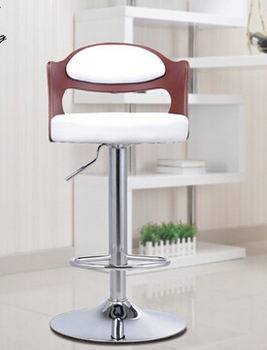 bar novi Stylish bar stool bar chairs bar stool European solid wood bar