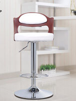 Stylish bar stool bar chairs bar stool European solid wood bar