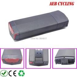 Литий-ионный EBike батареи Высокая мощность 48 В 13.6Ah RB-3 сзади стойки литий-ионный Электрический велосипед аккумулятор для городской велосипед
