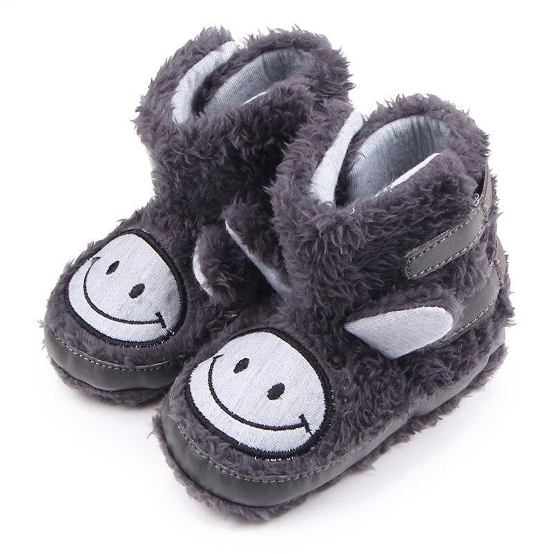 Stiefel Mutter & Kinder Winter Warme Baby Stiefel Neugeborene Mädchen Jungen Schuhe Warme Druck Säugling Stiefel Baby Schuhe 0-12 Mt