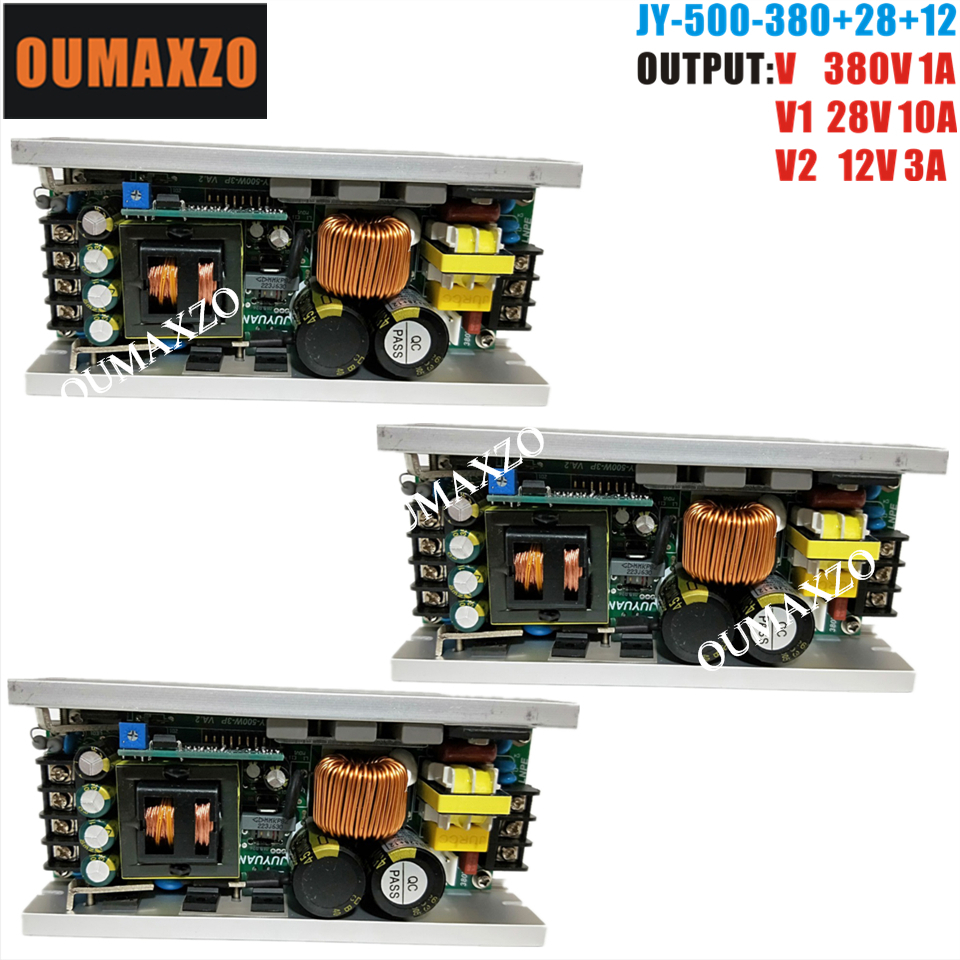 3pcs/lot 500W 600W Power Supply 380V DC12V 24V 28V 36V 380V Power Board Driver 15R 17R 280W 350W 330W Beam SPOT 3IN1 Moving Head