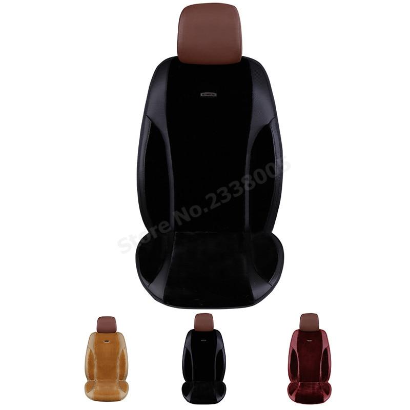 12V 24V Heated massage Car Seat Cushion Cover Seat For Audi A3 A4 A5 A6 A7 A8 Series Q3 Q5 Q7 SUV Series