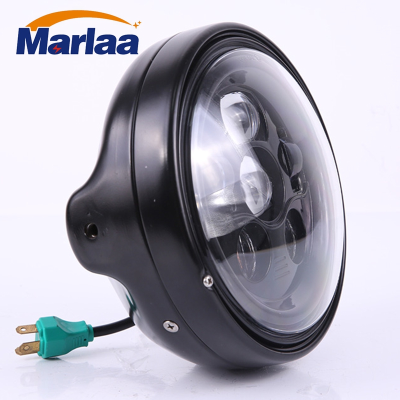 Marlaa Motorcycle Parts LED Round 7