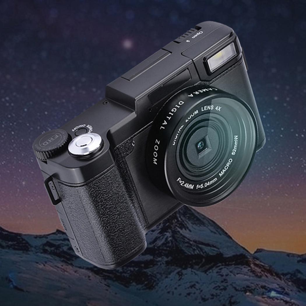 P11 флип экран беспроводной wifi Full HD 1080 P 24MP 16X зум Цифровая камера видеорегистратор - 5