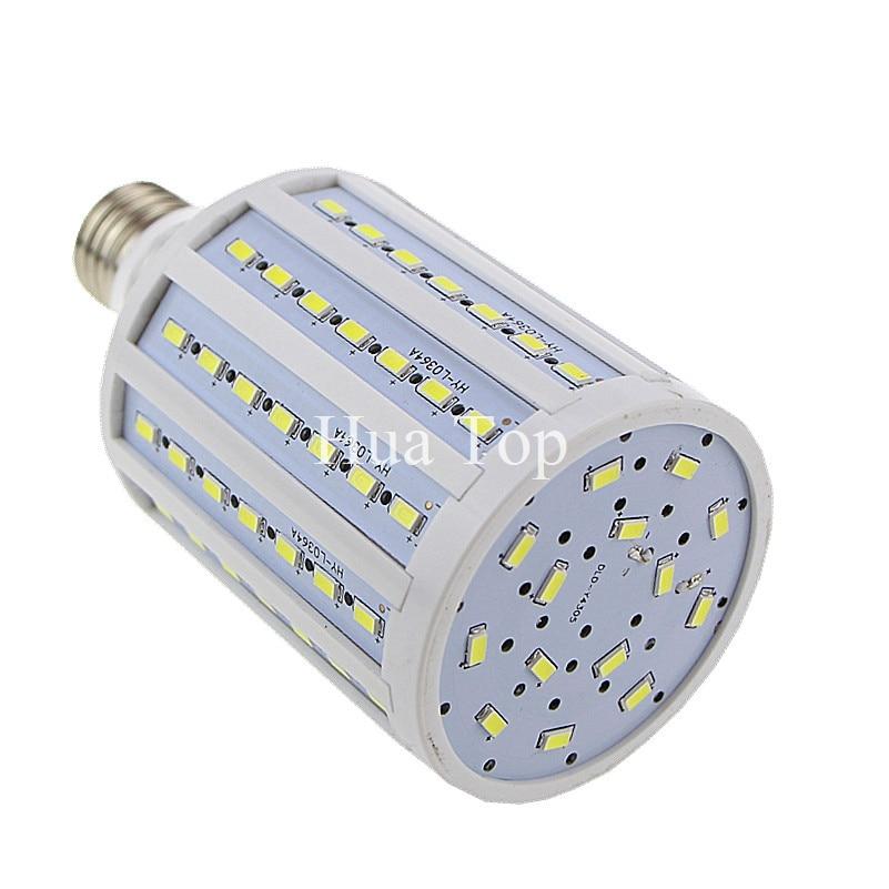 Lampada e27 98 leds 5730 epistar smd 30w led lamp ac 110v for Lampada led 50 watt