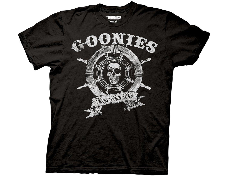 T-shirt design software - 2017 Summer T Shirt Novelty Tee Ripple Junction Goonies Captains Wheel Adult T Shirt 100 Cotton Tshirt T Shirt Design Software