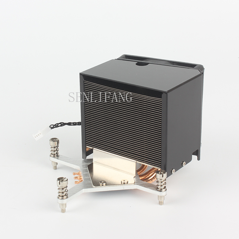 Free Shipping For Original Z640 Workstation Second CPU Heatsink And Fan Assembly ,4-PIN Fan, 749597-001,100% New