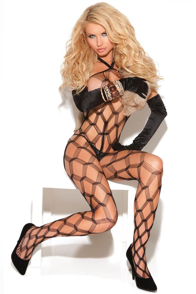 Pussy fish net