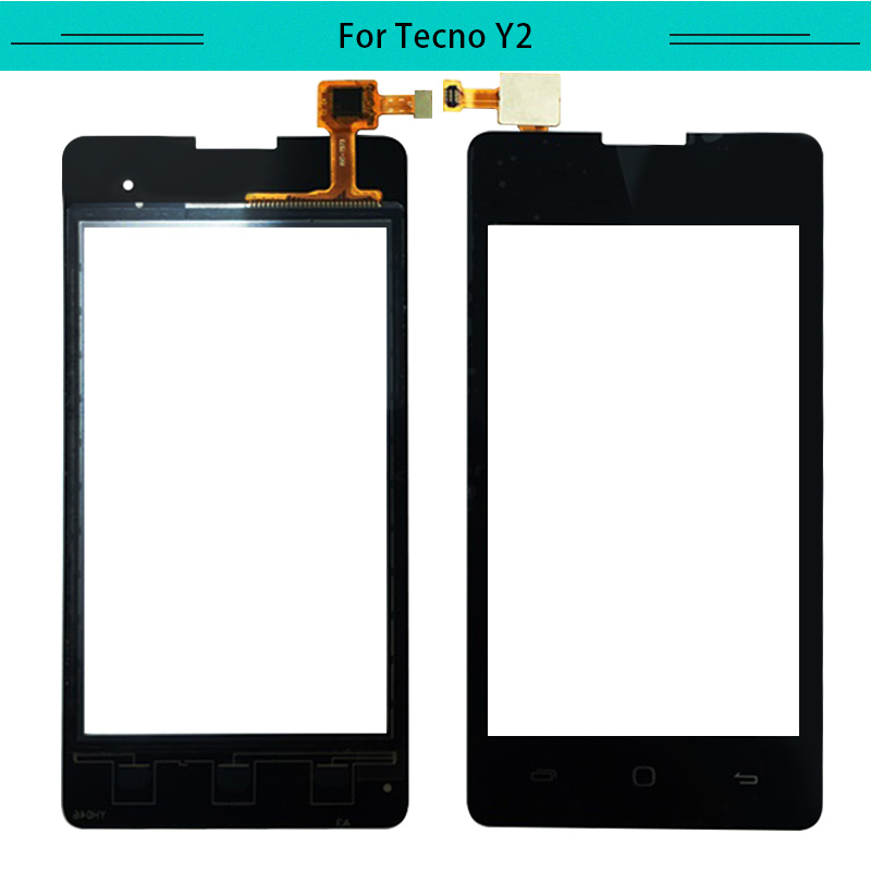 US $61 0 |Tested 20pcs Touch Panel For Tecno Y2 Touch Screen Digitizer  Sensor Replacement Free Shipping-in Mobile Phone Touch Panel from  Cellphones &