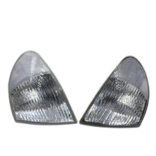 цена на 1Pair Car Front Corner Lights Turn Signal Lamp Housing For BMW 3-Series E46 320i 323i 325i 328i 330i 1999 2000 2001