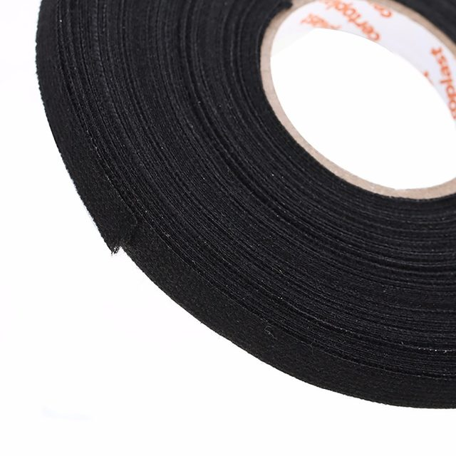 Groovy Online Shop 1Pc Black Anti Wear Adhesive Cloth Fabric Tape Looms Wiring 101 Cranwise Assnl