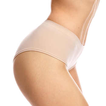 Women\'s 3 Pack Low Rise Brief Seamless Soft Hipster Panty Underwear