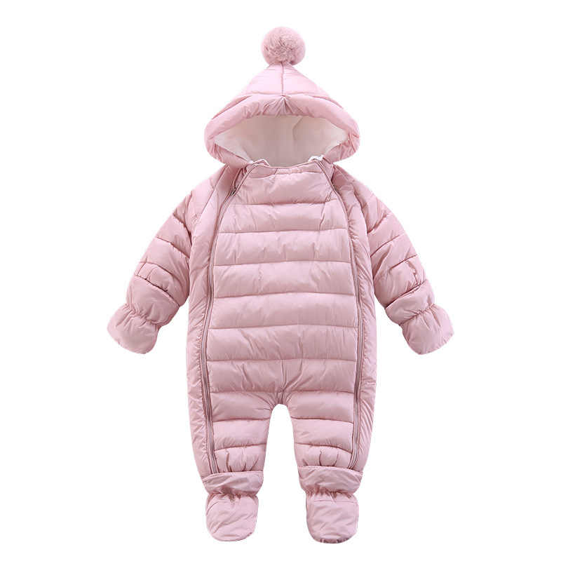 1bcb1cf34 Detail Feedback Questions about 2018 NEW Baby Rompers Winter Thick ...