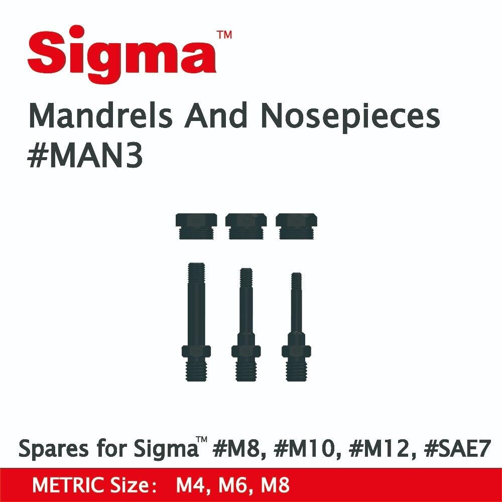 Spare Mandrels Set of 5 Set of 5