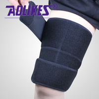Thigh Quad Hamstring Joints Sciatica Nerve Pain Relief Strap Adjustable Support Brace For Men Women Providing