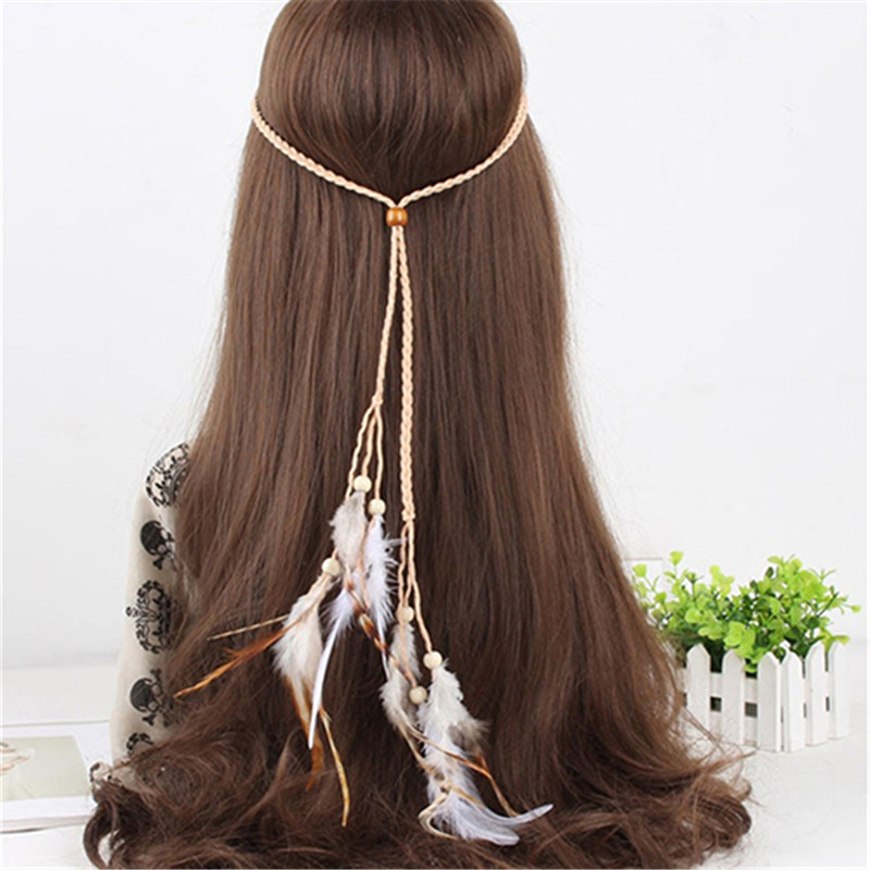 hippie hair accessories women fashion