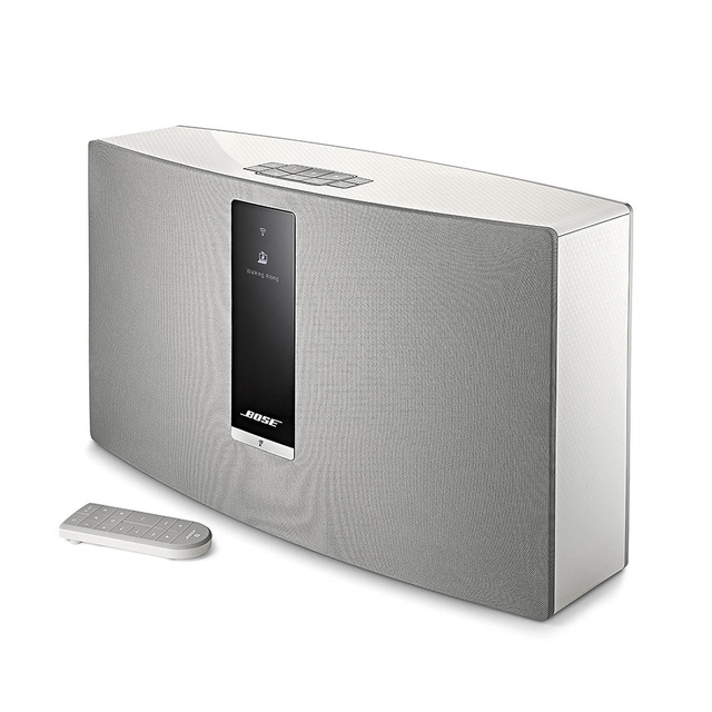 US $1391 16 |BOSE SoundTouch 30 III Wireless Bluetooth Speaker Stereo Music  Home Theater Support Dual band Wi Fi AUX USB Ethernet Port Play-in