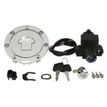 Motorcycle Fuel Cap & Ignition Switch Lock KEY SET For HONDA VFR400 NC30 RVF400 NC35 CBR250 Motorcycle Accessories цена
