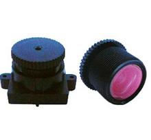 1/2.5″ 6.33mm 5Megapixel S-mount Non-distortion lens for MI5100 / MT9P001 CCTV lens