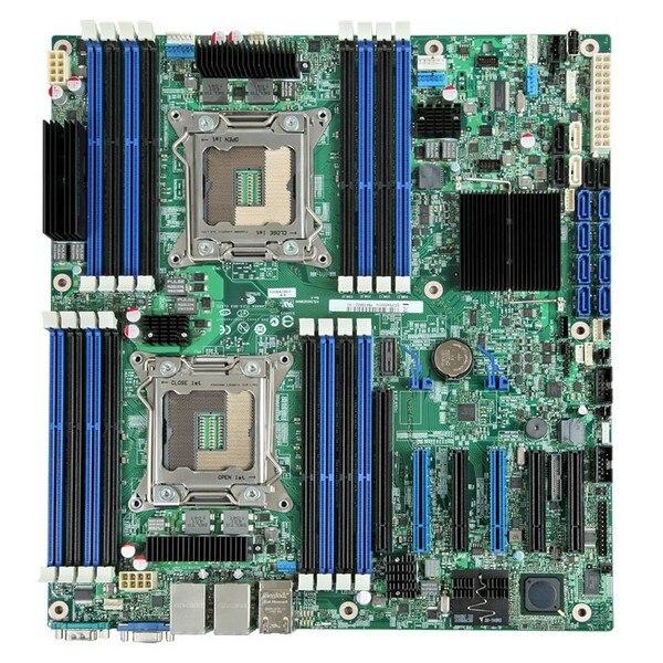 S2600CP2 LGA 2011/Socket R (DBS2600CP2) Motherboard Refurbished