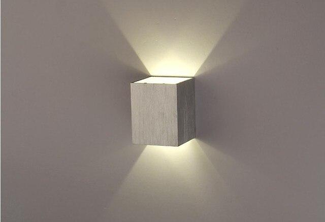 Modern style w led bagno bagno camera da letto lampada da parete