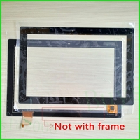 Compacitive Original New Touch Screen TPC1706 VER2 0 7inch Tablet PC Outer Digitizer Touch Panel Glass