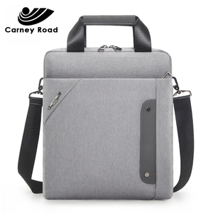 Image 2 - Деловая 13 дюймовая сумка мессенджер carneyroad для Ipad, Высококачественная водонепроницаемая сумка через плечо, повседневная мужская сумка Кроссбоди из ткани Оксфорд, 2019