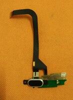 Usado Placa GSM + home botão chave Original Para DOOGEE X9 Pro MTK6737 Quad Core 5.5