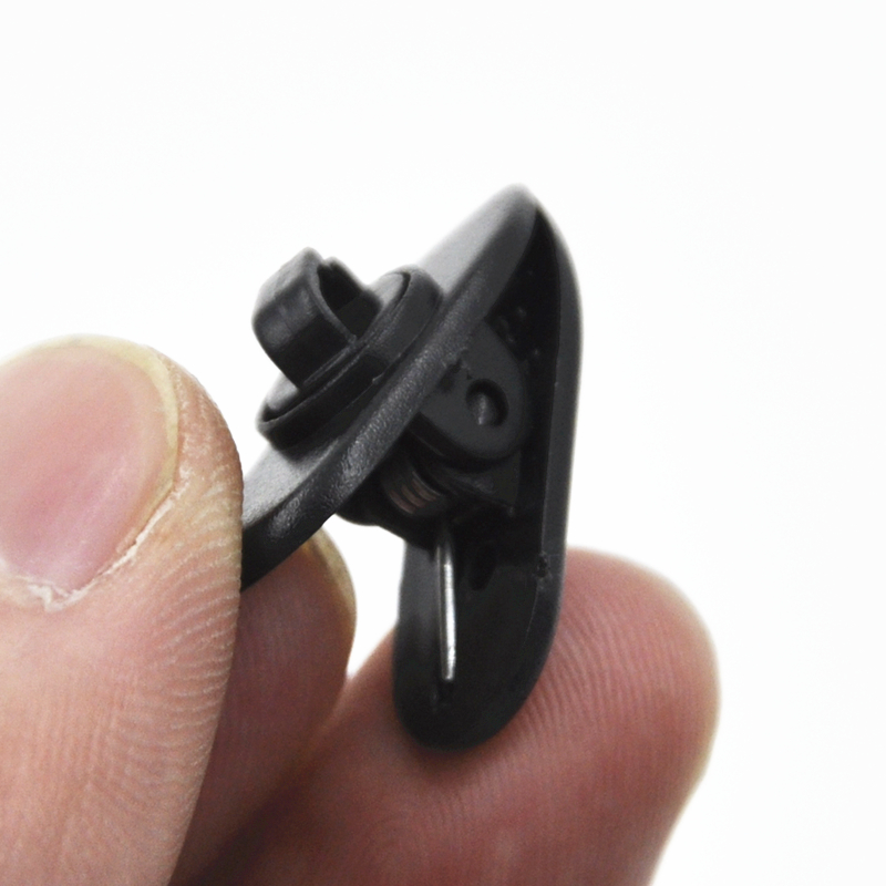 Earbuds holder - wired earbuds clip