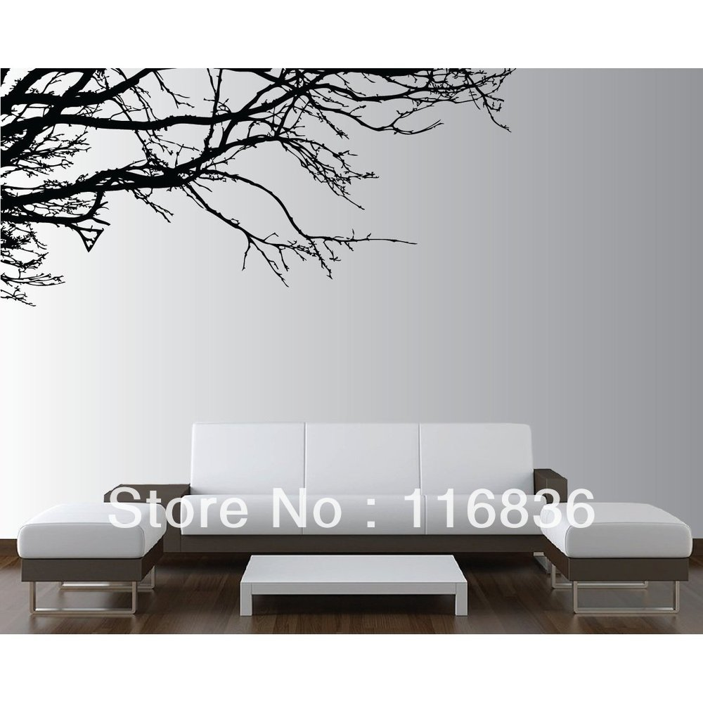 Large Wall Stickers Art Decor