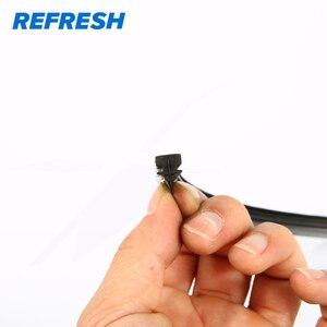 Сменные резиновые щетки стеклоочистителя для комбинированных типов с тефлоновой технологией, 2 шт.