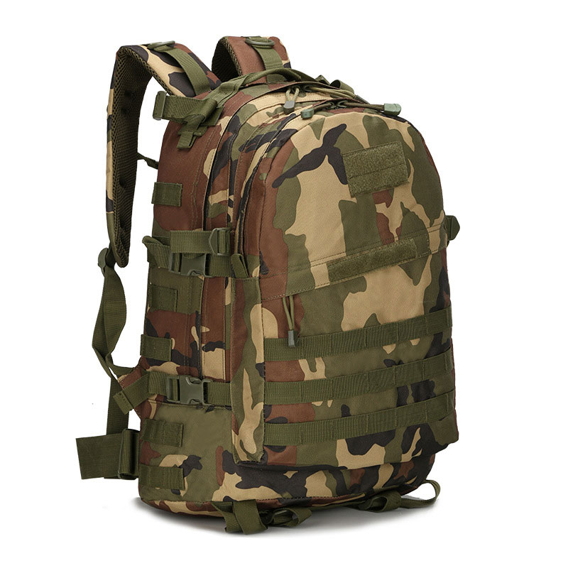 Men Women Unisex Backpack Travel Rucksacks Camouflage Bag Popular Lt88