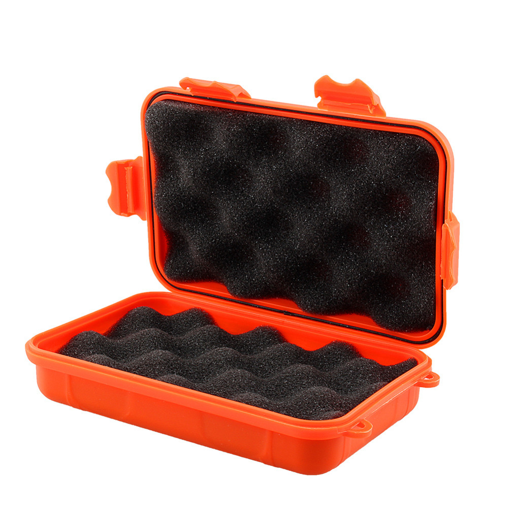 Открытый противоударный водонепроницаемый коробки спички мелкие
