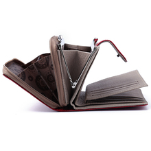 Patent Leather Wallets