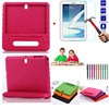 Kids Handle Stand Safe Case Tablet Screen Protector Film For Samsung GALAXY Tab A T280 T377