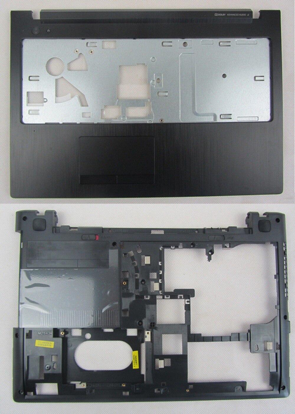 New Lenovo G500S G505S AP0YB000H00 Bottom Base Cover Palmrest Upper Case AP0YB000I10 Combo