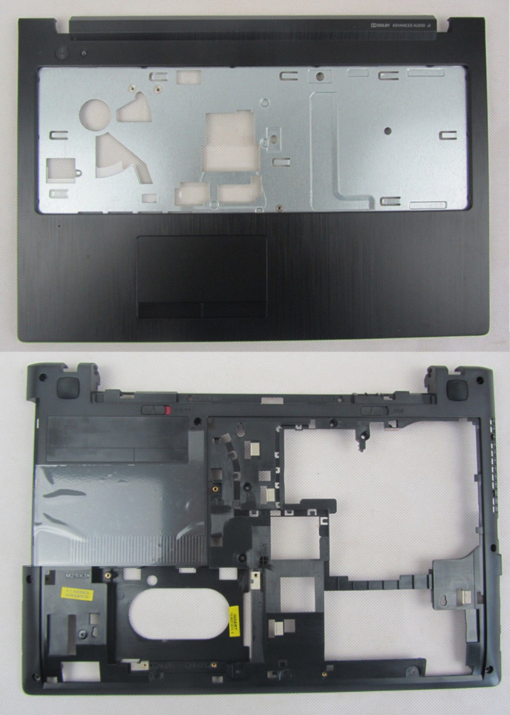 New Lenovo G500S G505S AP0YB000H00 Bottom Base Cover & Palmrest Upper Case AP0YB000I10 Combo new for lenovo g500s g505s laptop bottom case base cover ap0yb000h00 laptop replace cover