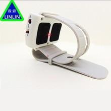 LINLIN умная Пробка От Храпа остановить биодатчик храпа инфракрасный луч обнаруживает устройство против храпа браслет часы Спящая помощь
