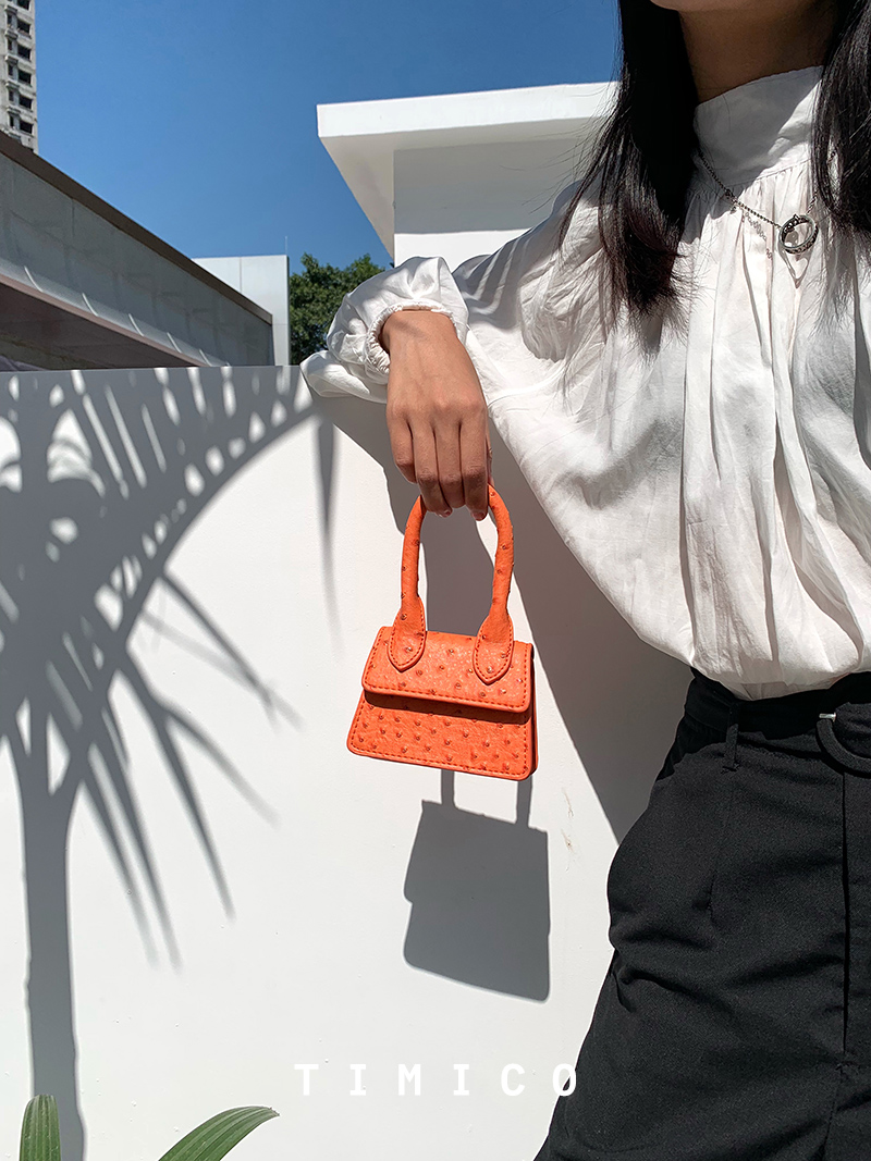 Good Quality Fashion Style Pu Leather Dazzling Designer Bag Shoulder Bag Handbag Crossbody Mini Messenger Bag Casual Totes Flap