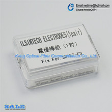 Free shipping NEW Electrodes for ILSINTECH EI 19 Swift F3 Fusion Splicer Electrodes
