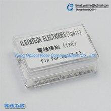 Miễn Phí Vận Chuyển Mới Điện Cực Cho ILSINTECH EI 19 Swift F3 Fusion Splicer Điện Cực